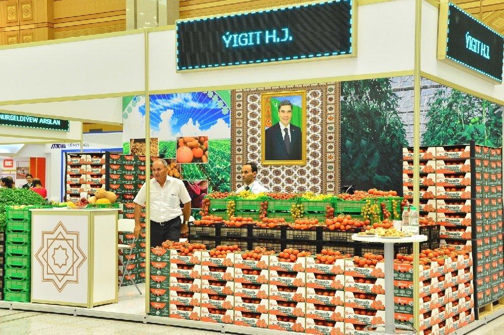 Туркменистан увеличил экспорт плодоовощной продукции
