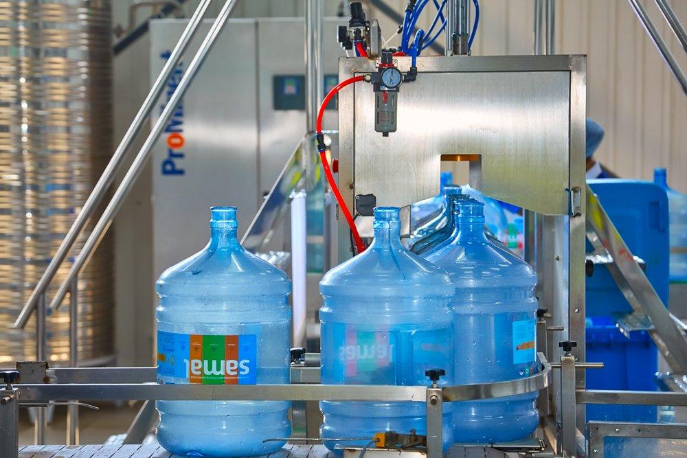 В Самаркандской области появится завод по производству соков и молочных продуктов