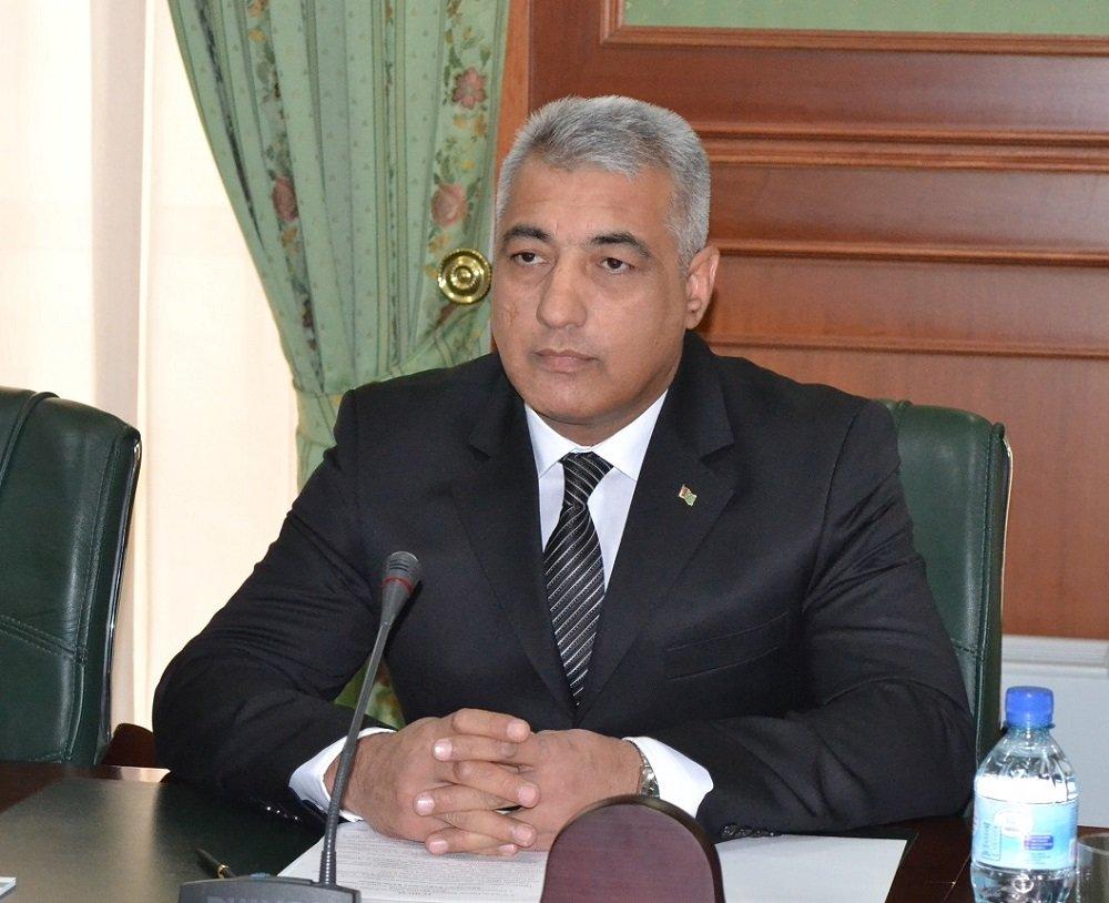 В МИД Узбекистана приняли посла Туркменистана