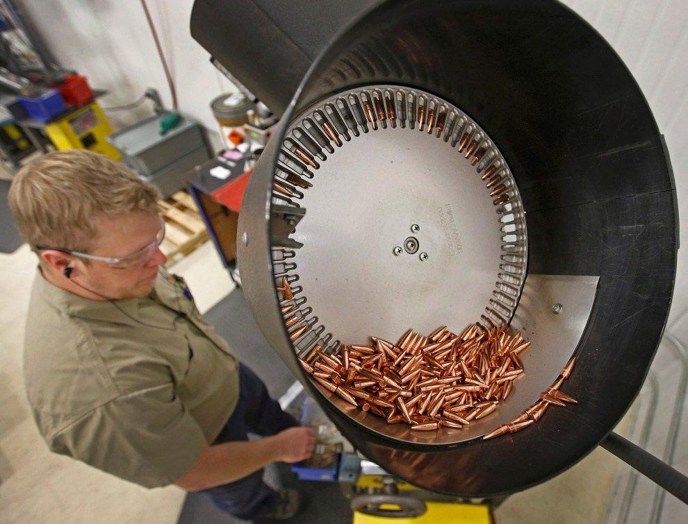 В Белоруссии запущено производство оружейных патронов