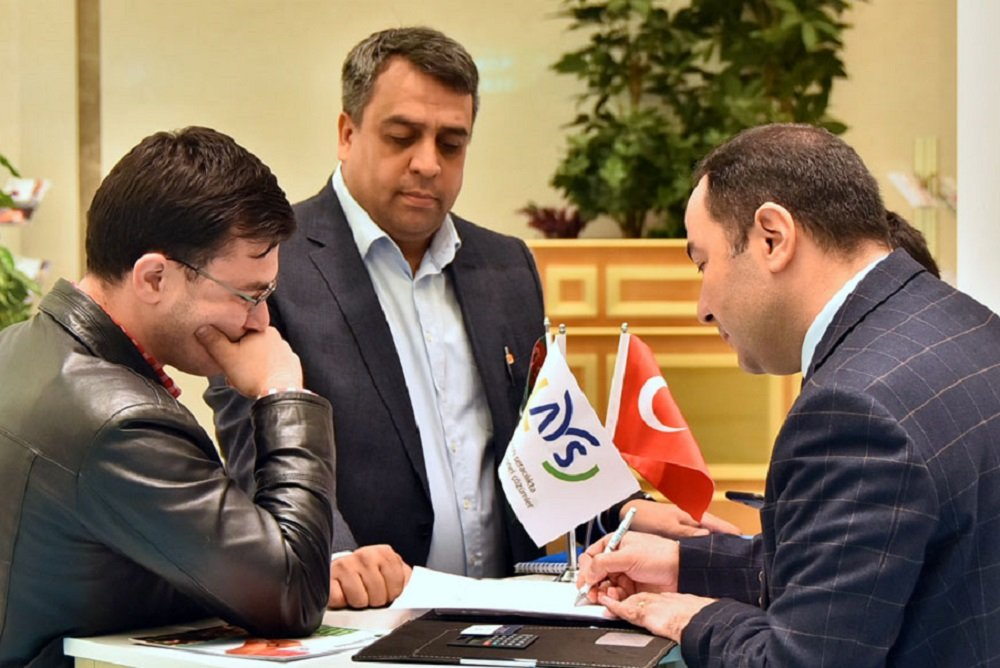 В Ашхабаде пройдёт выставка экспортных товаров Турции