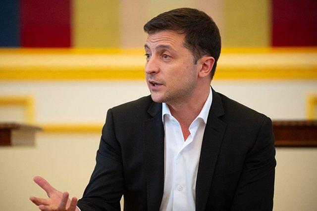 Зеленский дал поручение кабмину усилить контроль над пожарной безопасностью в Украине