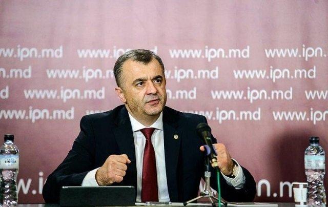 Премьер Молдовы поздравил нового главу правительства РФ с назначением на должность