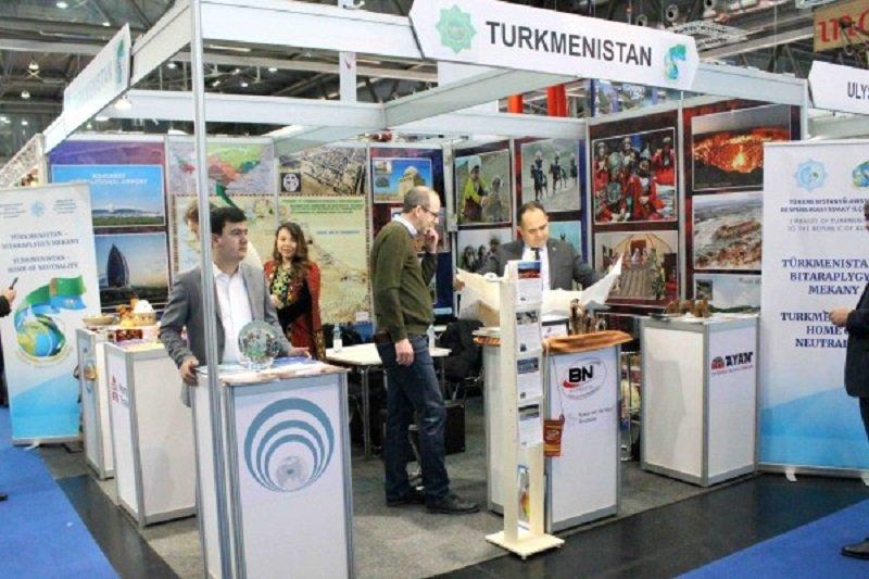 Туркменистан организовал свой стенд на туристической выставке в Австрии