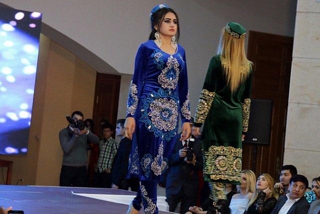 Нафиса Имранова представит Таджикистан на показе моды в Париже