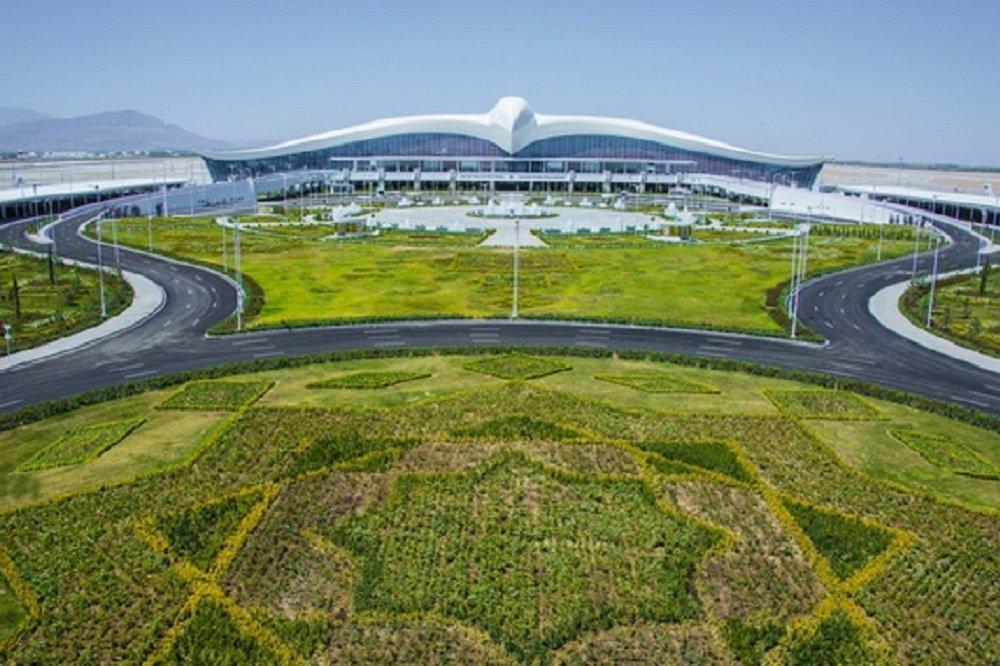 Ашхабадский аэропорт снова установил мировой рекорд