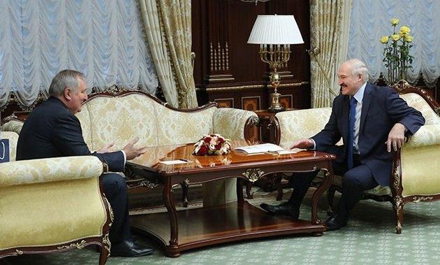 В Минске состоялся белорусско-российский диалог о сотрудничестве в космической сфере
