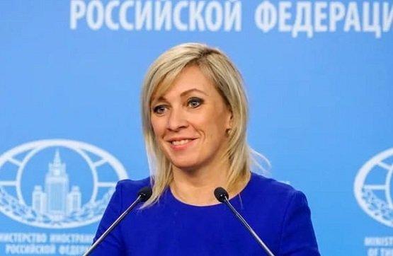 Представитель МИД России Мария Захарова назвала провокацией недавнее видео «Белых касок»