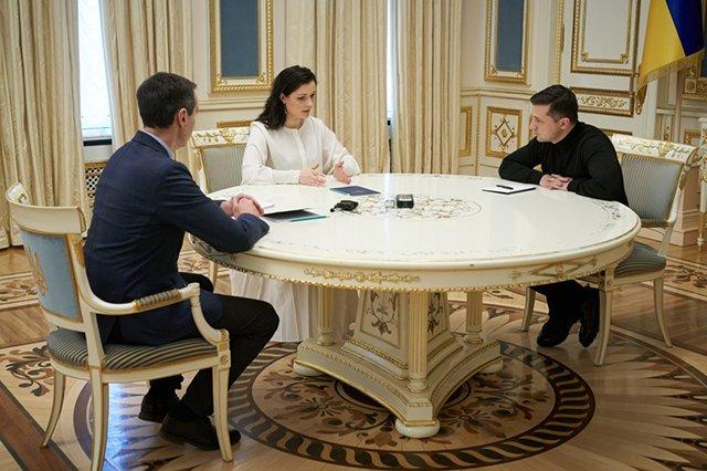 Министр здравоохранения Украины Скалецкая доложила о ситуации с коронавирусом