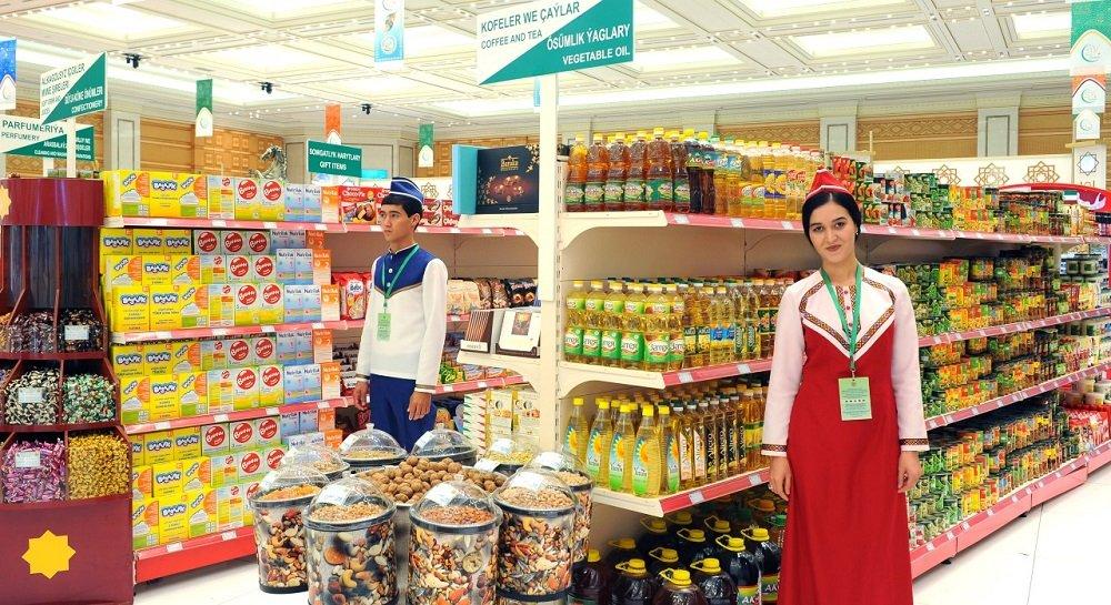 Бизнесмены Туркменистана нарастили объём производимой продукции