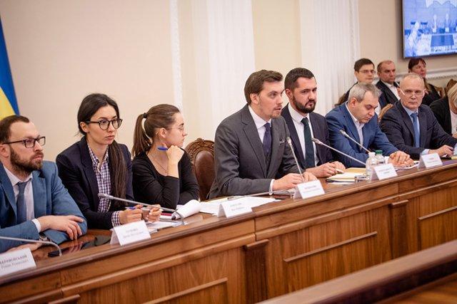 Премьер Украины Гончарук заявил о сохранении низких тарифов ЖКХ