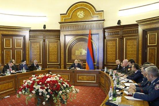 В Армении будет проведена реформа полиции