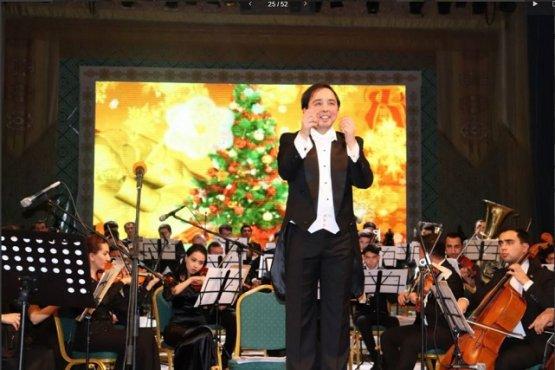 В Туркменистане состоится концерт посвященный 180-летию Чайковского