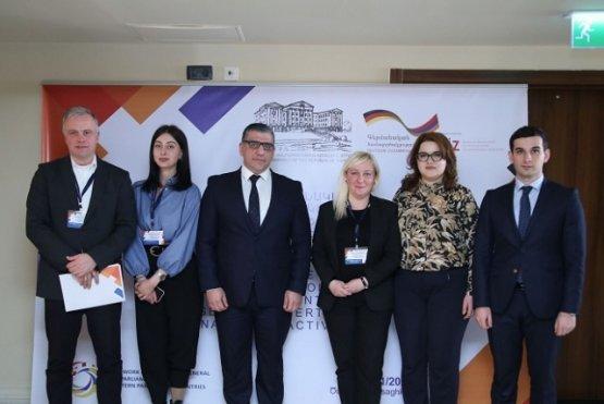 В Армении прошёл семинар для сотрудников парламентов стран Восточного партнёрства