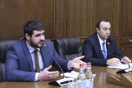 В Армении будет создана платформа гражданского общества