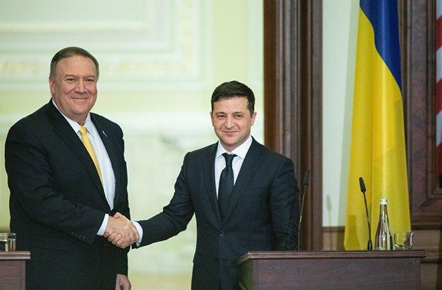 Зеленский призвал США принять участие в разработке Черноморского шельфа