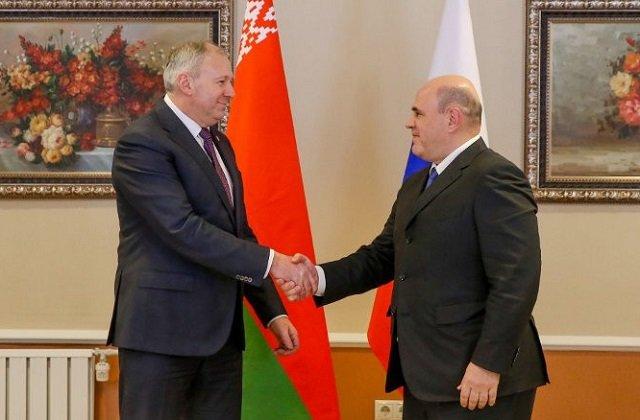Новое Правительство России планирует активную работу с белорусскими коллегами