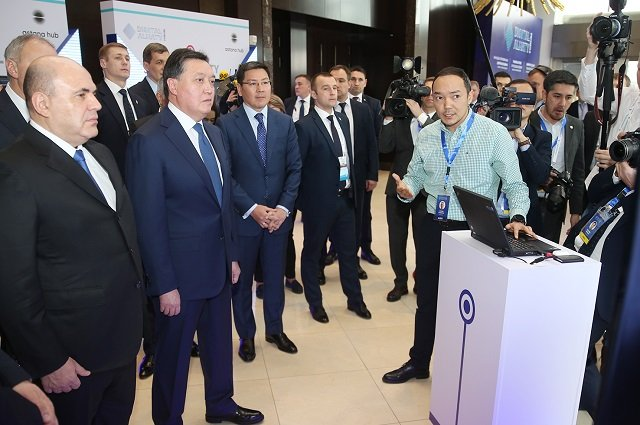 В Казахстане прошёл международный IT форум «Digital Almaty»