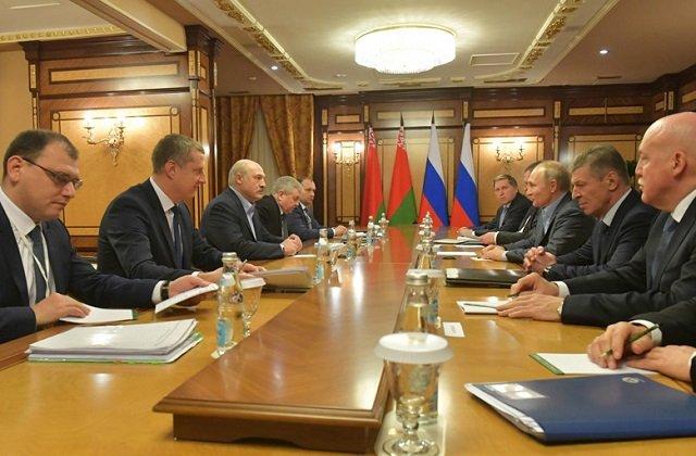 Белоруссия и Россия пока не подобрали оптимальную «формулу сотрудничества»