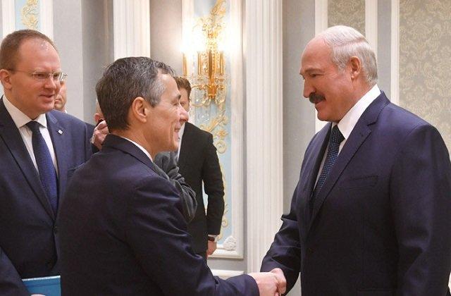 Белоруссия готова создать швейцарским инвесторам выгодный климат