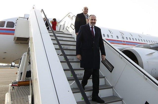 Премьер-министр Армении прибыл на Мюнхенскую конференцию по безопасности