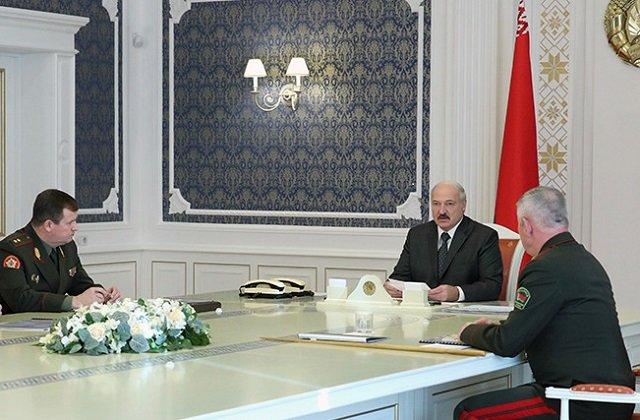 Глава Белоруссии провёл совещание по вопросам охраны государственной границы