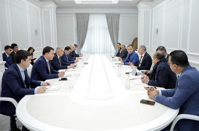 Узбекистан и Египет обсудили дальнейшее развитие сотрудничества