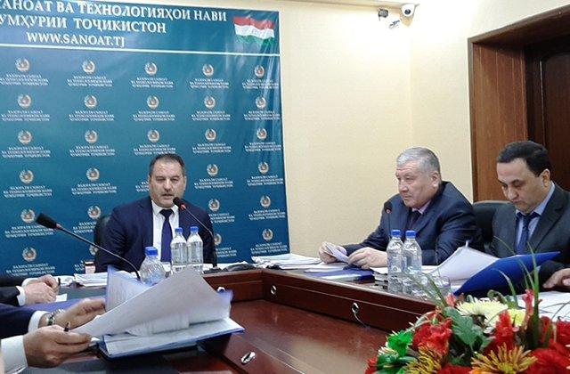Промышленный сектор Таджикистана будет расширяться