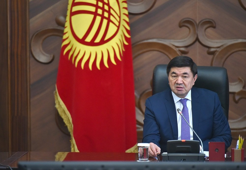 Премьер-министр Абылгазиев поручил подготовить ряд дополнительных мер поддержки ветеранов ВОВ