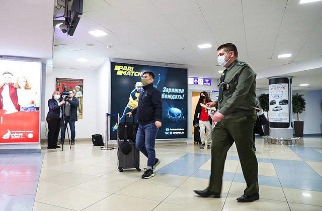 В Белоруссии усилили меры санэпидемнадзора для пребывающих из Европы