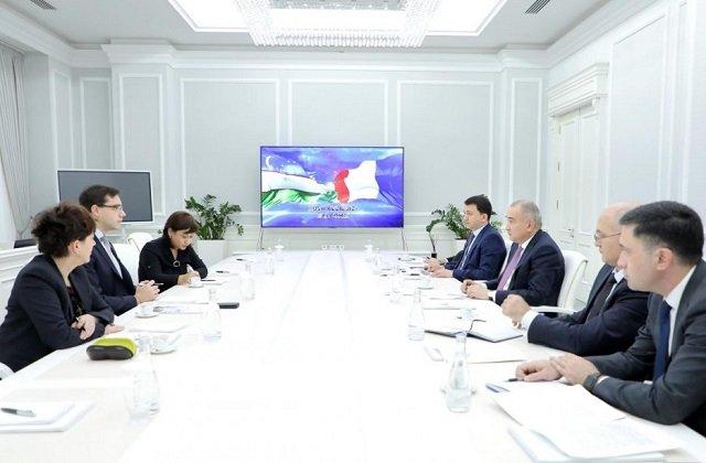 Ташкент будет развивать партнёрство с Францией в сфере гостиничного сервиса, управления ресторанами и кулинарии