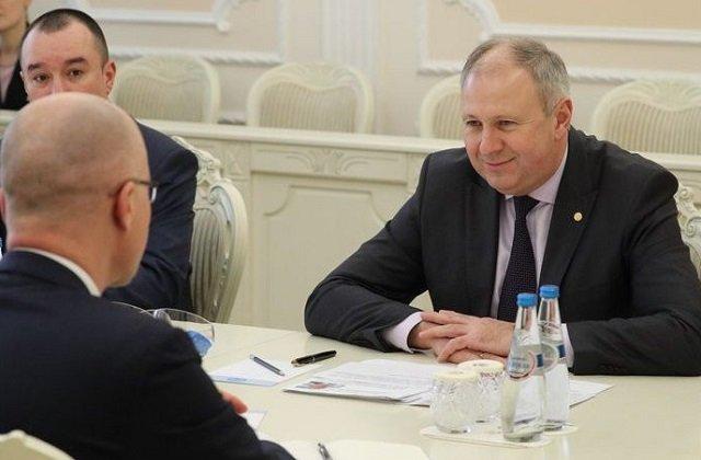 В белорусском представительстве европейского банка сменился руководитель