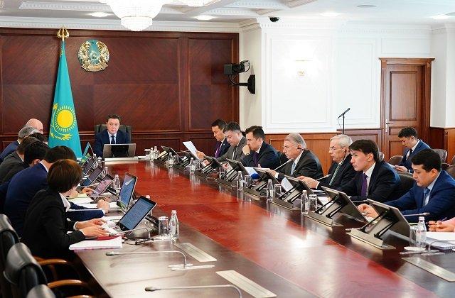 Казахстанский холдинг «Байтерек» реорганизовал две дочерние компании