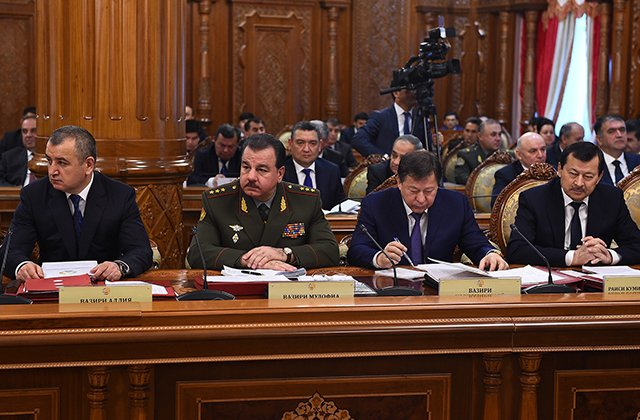 Промпроизводство в исправительных учреждениях расширят власти Таджикистана