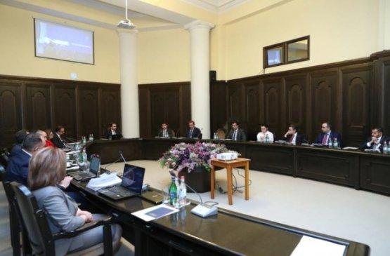 В Армении прошло первое заседание совета по цифровизации