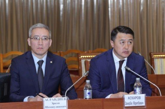 Парламент Киргизии рассмотрел и одобрил кандидатуры на должности вице-премьера и министра МЧС