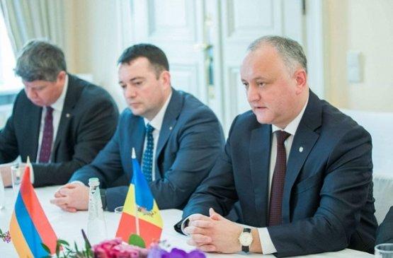 Глава Молдавии отправился в Мюнхен на конференцию по безопасности