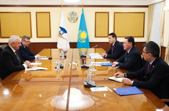 Казахстан заинтересован в интеграционных проектах ЕАЭС