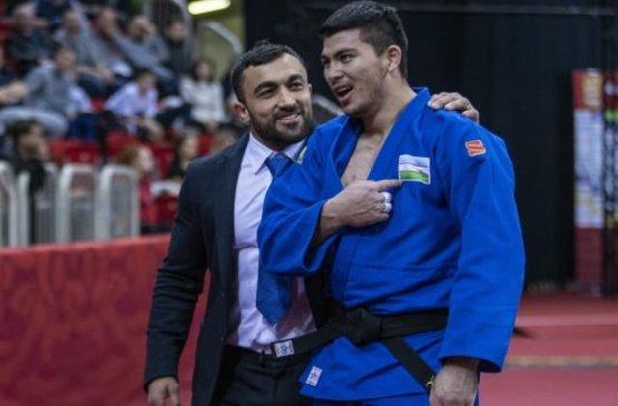 Спортсмены из Узбекистана завоевали золотые медали на международном турнире по дзюдо в Германии