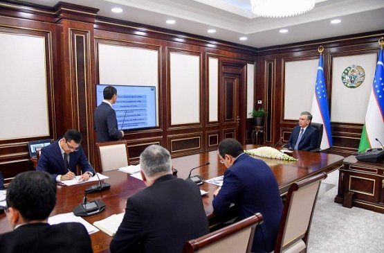 В Узбекистане будет реструктуризирован Навоийский горно-металлургический комбинат