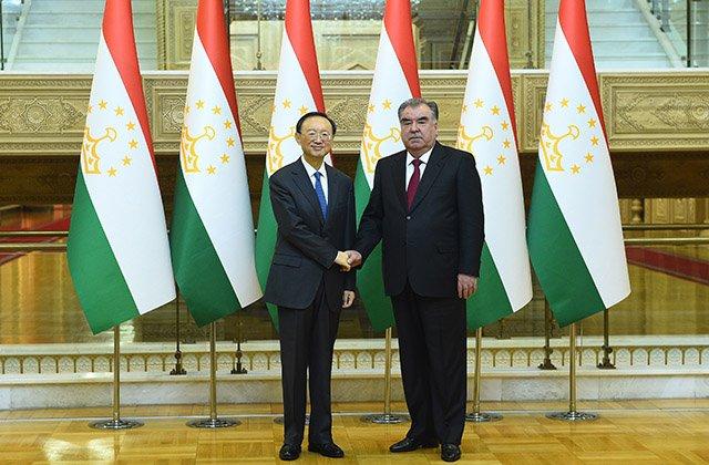 Таджикистан расширит сотрудничество с Китаем в различных сферах