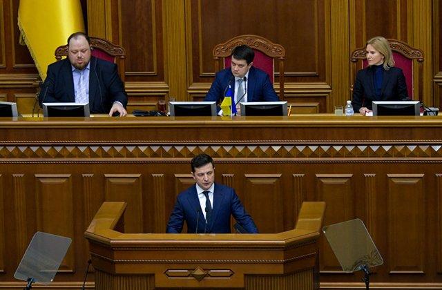 Денис Шмыгаль вступил в должность украинского премьера