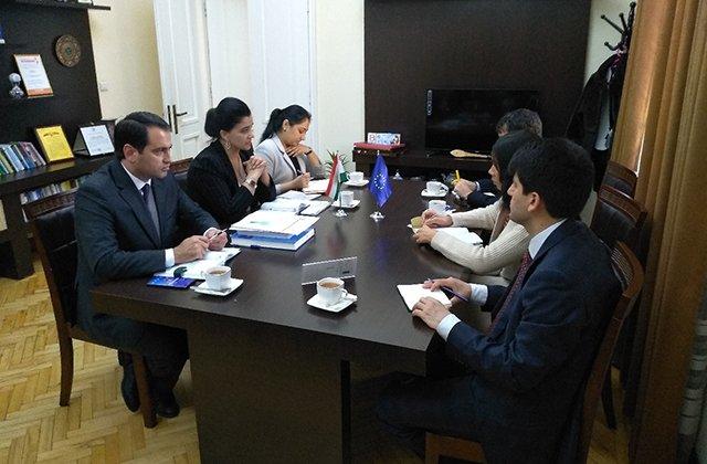 Таджикистан расширит партнёрство со странами Евросоюза в сфере туризма