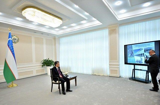 Шавкат Мирзиёев обсудил инвестиционные проекты и развитие Ташкента