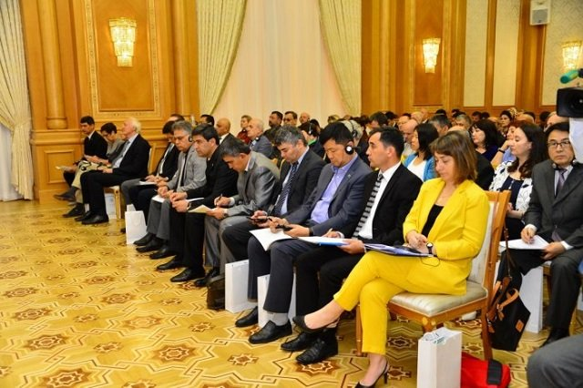 Туркменистан активно продвигает водную дипломатию ООН