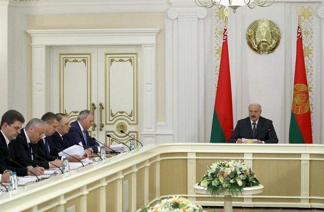Правительство Белоруссии представило президенту ряд социально-экономических проектов
