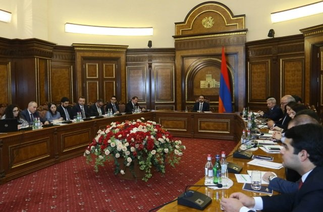 Армения приступила к реформе общественного управления