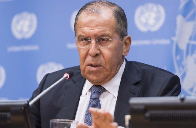 Сергей Лавров принял председателя ливанской партии «Марада»