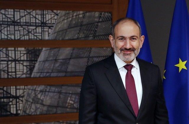 Премьер-министр Армении пообщался с руководителями структур Евросоюза в Брюсселе