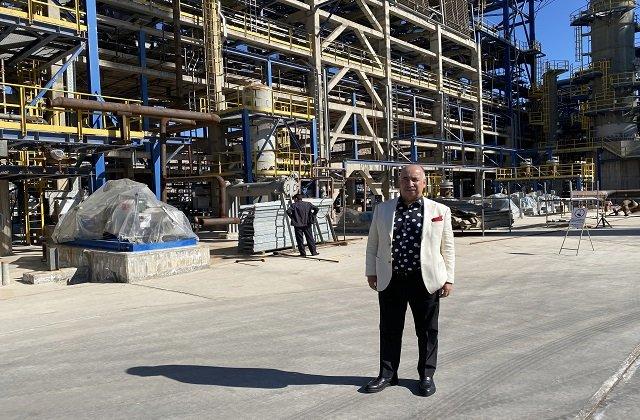 Аллаберды Ильясов: Туркменистан продолжит развитие химической промышленности